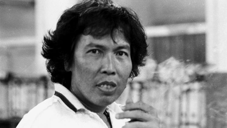 Rudy Badil, wartawan Kompas via Dokumentasi Pribadi   Judul Amplop : Karyawan  RUDY BADIL 12/3/1983 JAKARTA
